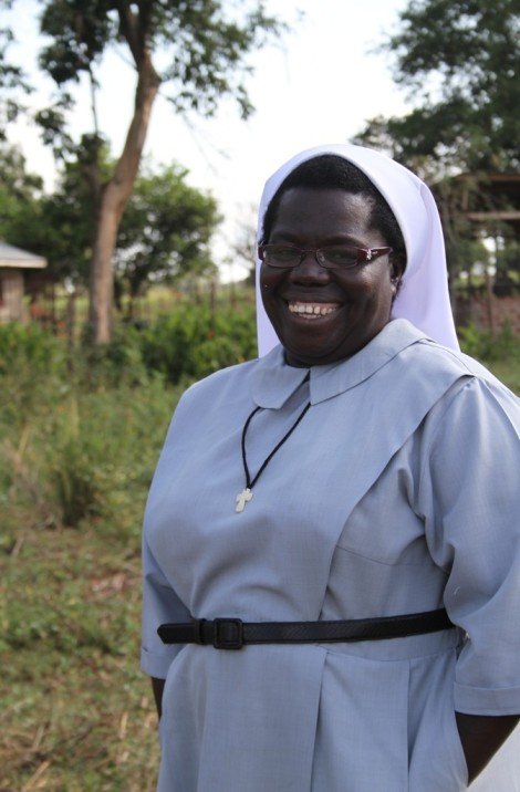 Sister Rosemary has played a critical role in supporting and educating orphans in northern Uganda for decades.